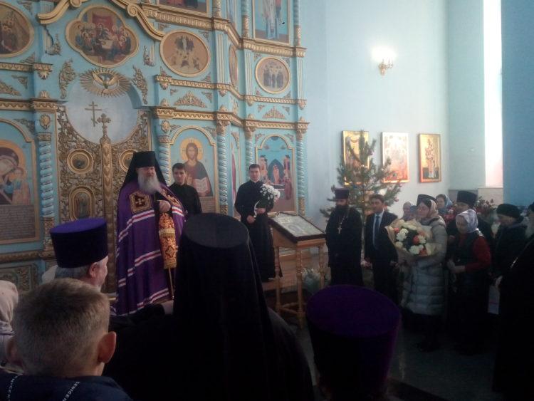 День тезоименитства владыки Стефана епископа Тихорецкого и Кореновского